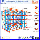 Steel Q235 Drive in Pallet Racking From China (EBILMETAL-DIPR)