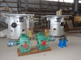 250kg Capacity Small Induction Melting Furnace
