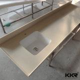 Custom Artificial Stone Countertop Bathroom Vanitytop