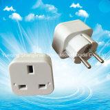 Universal Travel Adapter UK to EU Adapter AC Power Plug