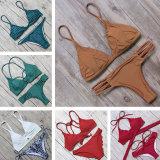 Lady Sexy Bikini Swimwear Set Swinming Suit Beach Brazilian Bikini