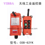 COB Series Wireless Industrial Remote Control, COB-62yk