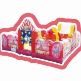 Cheer Amusement Themed Inflatable Bouncer Manufacturer