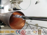 Saw Spiral Welded Carbon Steel Pipe for Sewage (SSAW)
