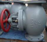 Marine Cast Iron/Steel Screw Down Check Globe Valve (JIS F7353/ 7375/ 7377/ 7311c/ 7471)