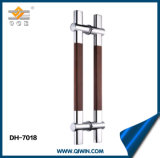 Door Hardware SUS304 Handle for Glass and Wooden Door (DH-7018)