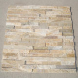 Yellow Natural Slate Cultured Stone