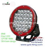 2014 Hotselling IP68 32*3W 96W CREE LED Driving Light (BK-0096)