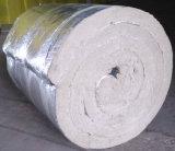 Fiberglass Blanket Aluminum Rock Wool Foil on One Sider Rockwool