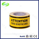 ESD Anti Static Yellow Refliective Safety Warning Tape