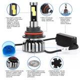 80W 6000k COB IP68 9004 LED Headlight Bulbs