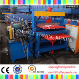 Roof Panel Double Lay Roll Forming Machine