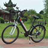 26inch City Electric Bicycle with Hidden Battery