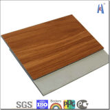 Wall Facade Decoration Material of Composite Panel