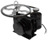 Motorized Worm Gear Winch (HP-48M)