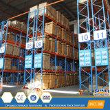 75mm Adjustable Heavy Duty Steel Selective Pallet Rack for Warehouse Storage