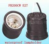 Water Proof Bakelite Lamp Holder and Socket (FR200CW E27)