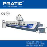 CNC Machine for Steel Parts Milling and Drilling-Pratic Pya