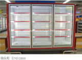 Advanza Series Supermarket Glass Door Freezer