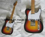 Vintage Tint Neck Sunburst Color Tele Electric Guitar