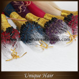 Wholesale European Remy Double Drawn Micro Ring Hair Extensions