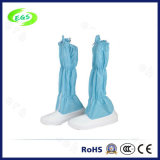 High Quality White ESD Cleanroom Boots for Hospital