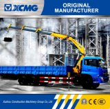 XCMG Sq10zk3q 10ton Folding-Arm Truck Mounted Crane