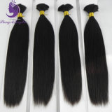 Natural Black Brazilian Virgin Remy Human Hair Bulk