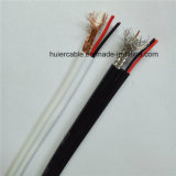 High Quality Siamese Rg59 Cable for Surveillance CCTV System