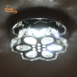 White Crystal Chandelier LED Pendant Modern Crystal Chandelier