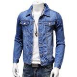 Latest Design Outdoor Custom Satin Bomber Denim Jacket Shirt