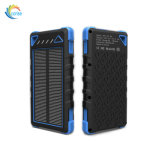 Solar Phone Charger Dual USB 8000mAh Power Bank