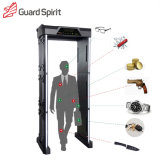 Portable Metal Detector Battery Supply Coin Detectiing Door Frame Metal Detector
