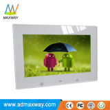 Android Touch Screen WiFi Wireless 10inch Glass Digital Photo Frame Viewer (MW-1026WDPF)