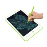Quality Certified Black Back Groud LCD Communication Writing Tablet