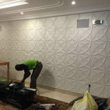 China Manufacaturer Interior and Exterior Waterproof 3D PVC Wall Panel for Bathroom
