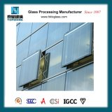 Vacuum Insulated Tempered Glass Curtain Wall for The Commercial Building