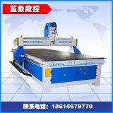 PVC Foam Board Cutting Machine Ele1536 CNC Three Head Pneumatic Wood CNC Router