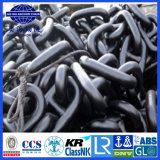 73mm Anchor Stud Link Anchor Chain with CCS, ABS, Lr, Gl, Dnv, Nk, BV, Kr, Rina, RS