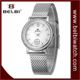 Belbi Business Ultra-Thin Stainless Steel Quarzt Movement Lady Watch