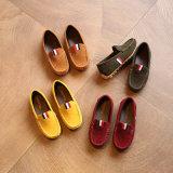 Latest Design Four Colors Child Canvas Fashion Casual Kids Shoes Boys Shoes