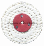 "3""X1/2"" Sisal Buffing Polishing Wheel for Metal"