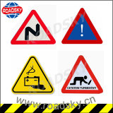 China Custom Aluminum High Reflective Safety Road Traffic Sign