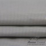 75D 260t Pongee Plaid Jacquard 100% Polyester Fabric (Q53025E)