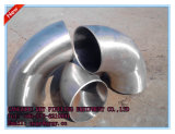 Polished Sanitary Stainless Steel Butt 30 Degree Welded Elbow
