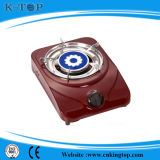 New Model Red Coated Italy Gas Stove