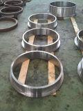 Hot Forging Rolled Ring S45c Carbon Steel Forging for Idler Rim