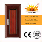 2016 New Exterior Residential Security Steel Door (SC-S079)