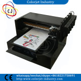 8 Colors Multifunction A3 Size DTG Printer, T-Shirt Printing Machine Prices, DTG Flatbed Printer