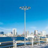 15m20m25m30m35m40m High Mast Lighting with 400W1000W2000W High Pressure Sodium